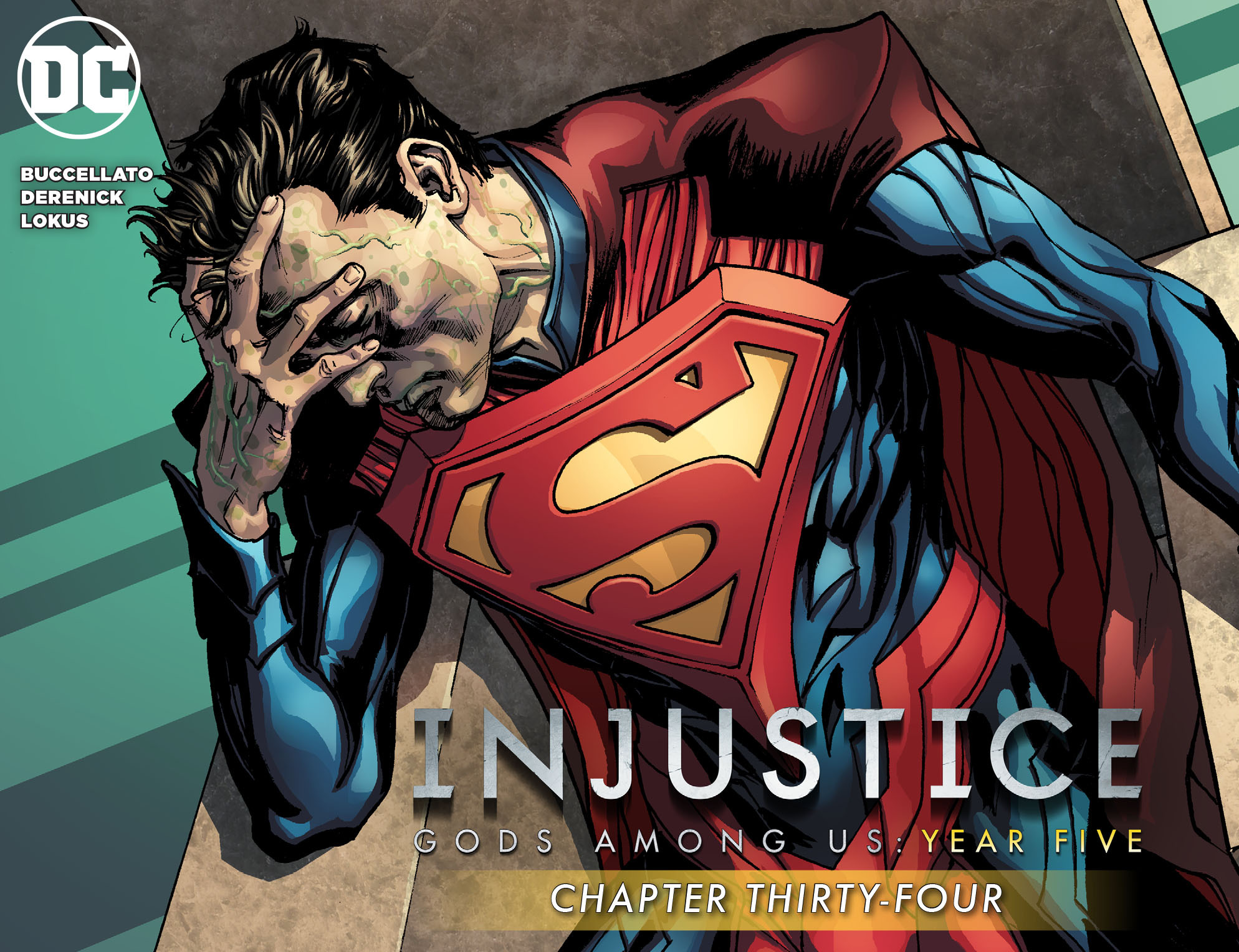 Injustice - Gods Among Us - Year Five #34