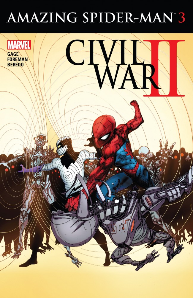 Civil War II - Amazing Spider-Man #3