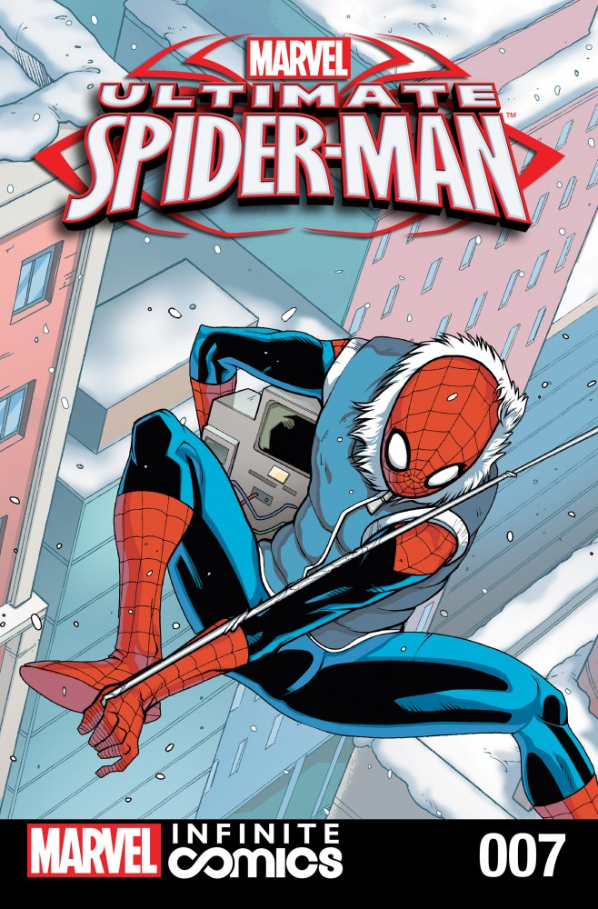 Ultimate Spider-Man Infinite Comic #07