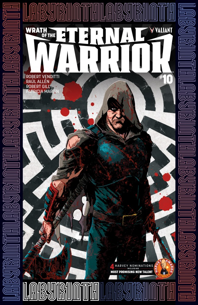 Wrath of the Eternal Warrior #10