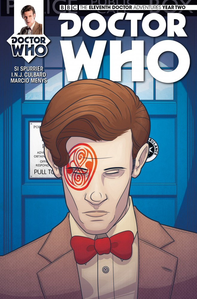 Doctor Who The Eleventh Doctor Year Two #11