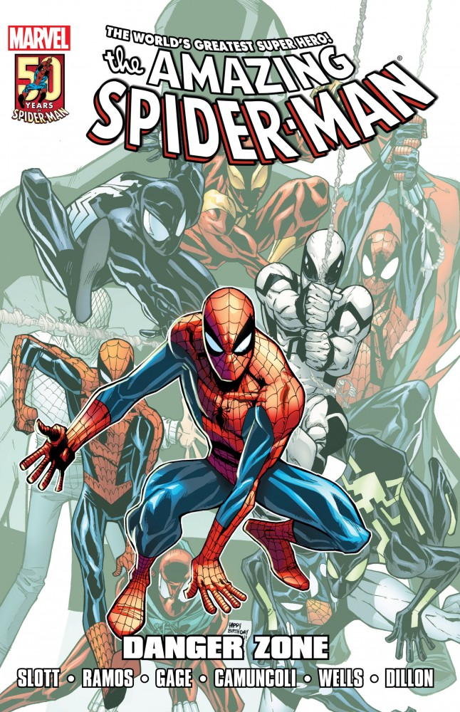 The Amazing Spider-Man - Danger Zone #1