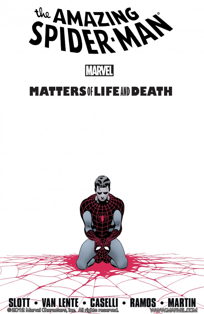 Spider-Man - Matters of Life and Death #1