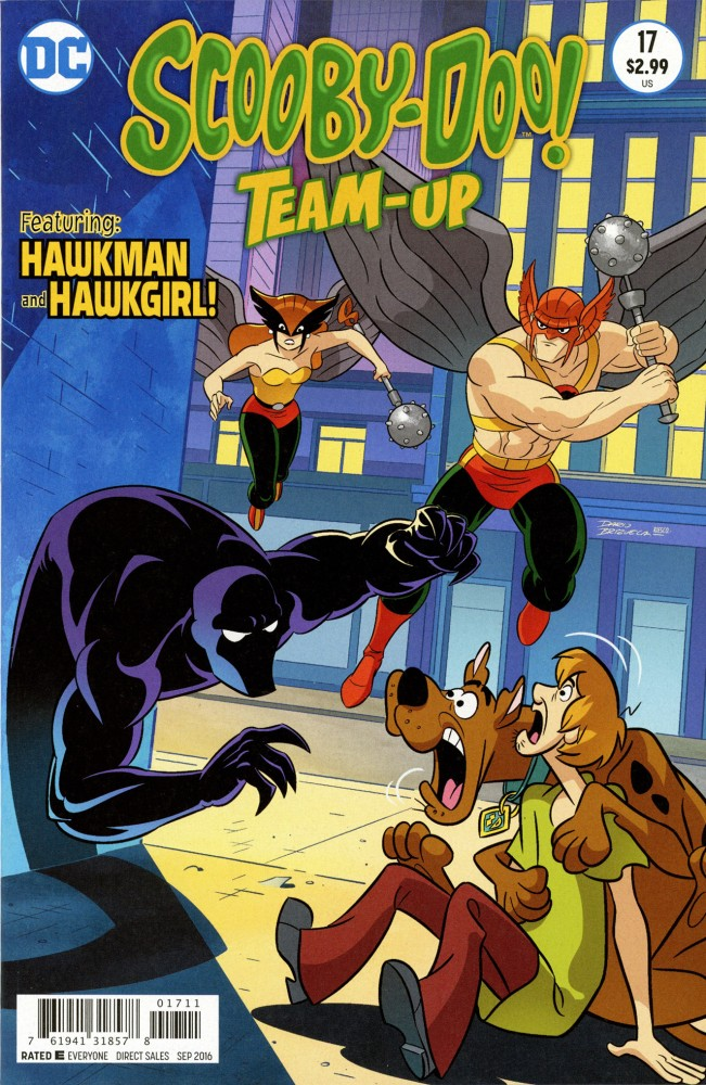 Scooby-Doo Team-Up #17
