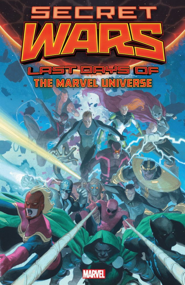 Secret Wars - Last Days of the Marvel Universe #1