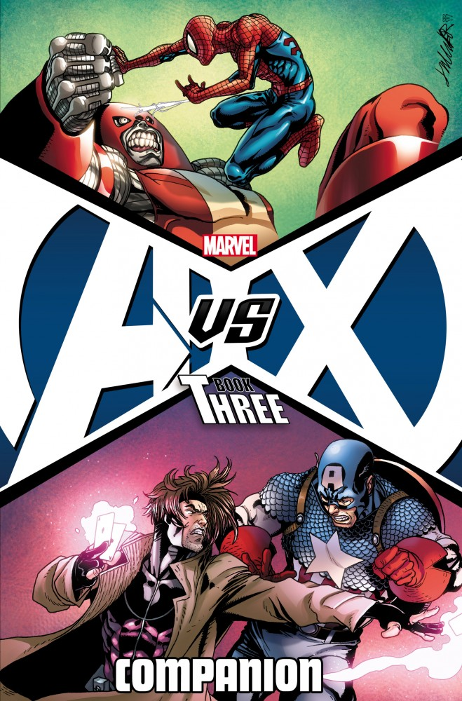 Avengers vs. X-Men Companion Book Three