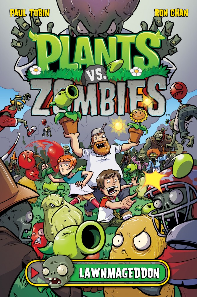 Plants vs. Zombies - Lawnmageddon #1