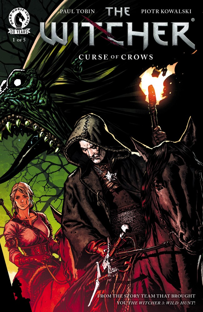The Witcher - Curse of Crows #1