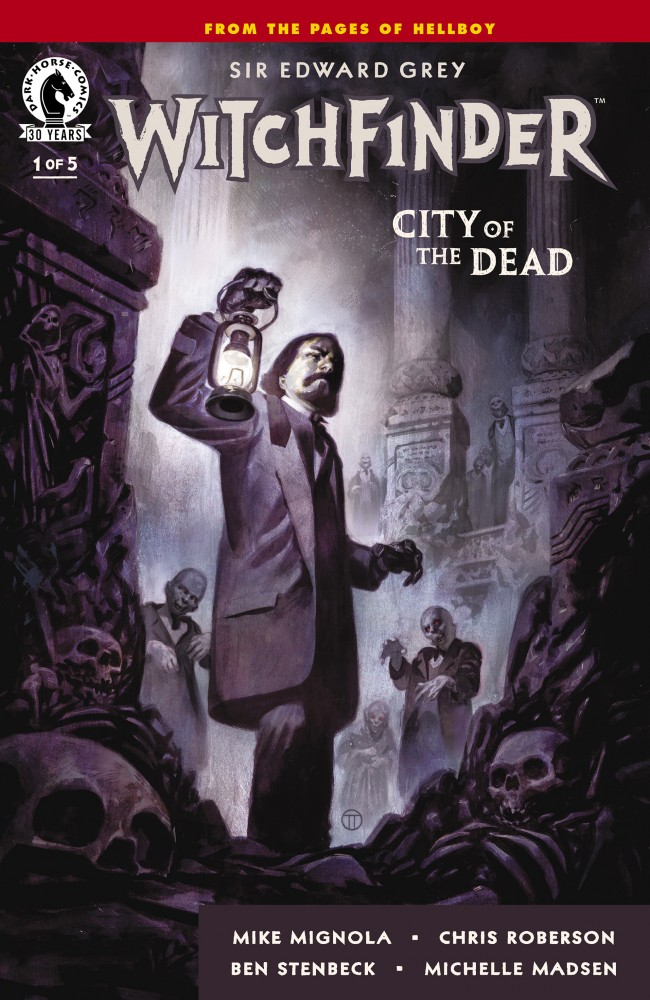 Witchfinder - City of the Dead #1