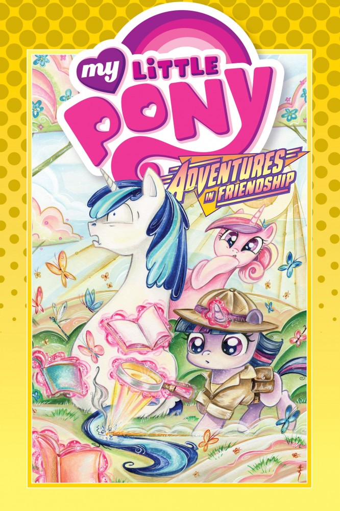 My Little Pony – Adventures in Friendship Vol.5