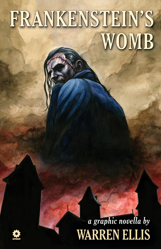 Frankenstein's Womb #1