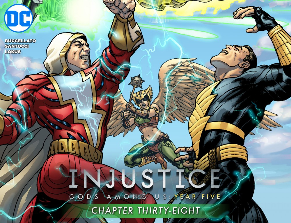 Injustice - Gods Among Us - Year Five #38