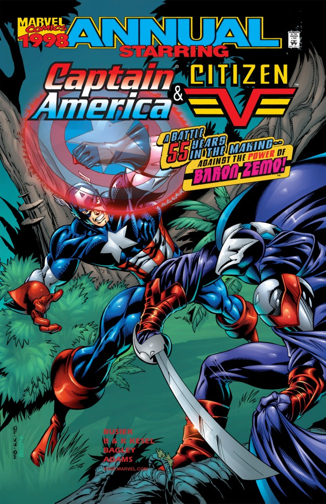 Captain America - Citizen V '98