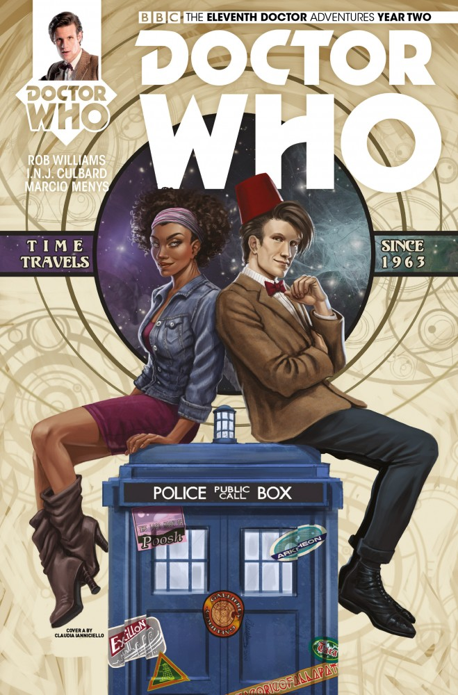 Doctor Who The Eleventh Doctor Year Two #12