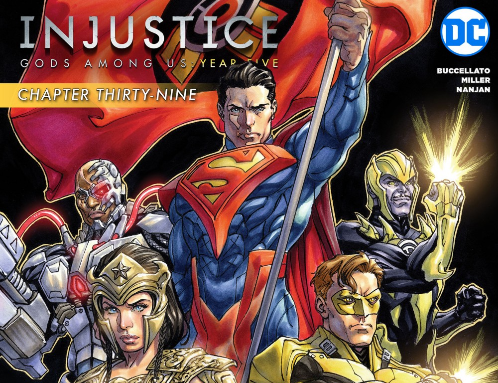 Injustice - Gods Among Us - Year Five #39