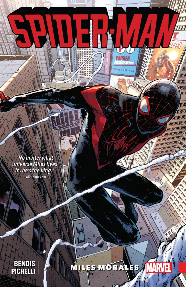 Spider-Man Vol.1 - Miles Morales