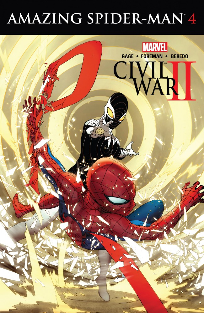 Civil War II - Amazing Spider-Man #4