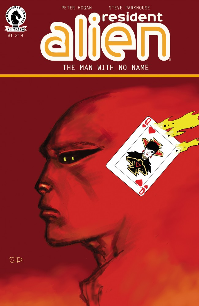 Resident Alien - The Man with No Name #1