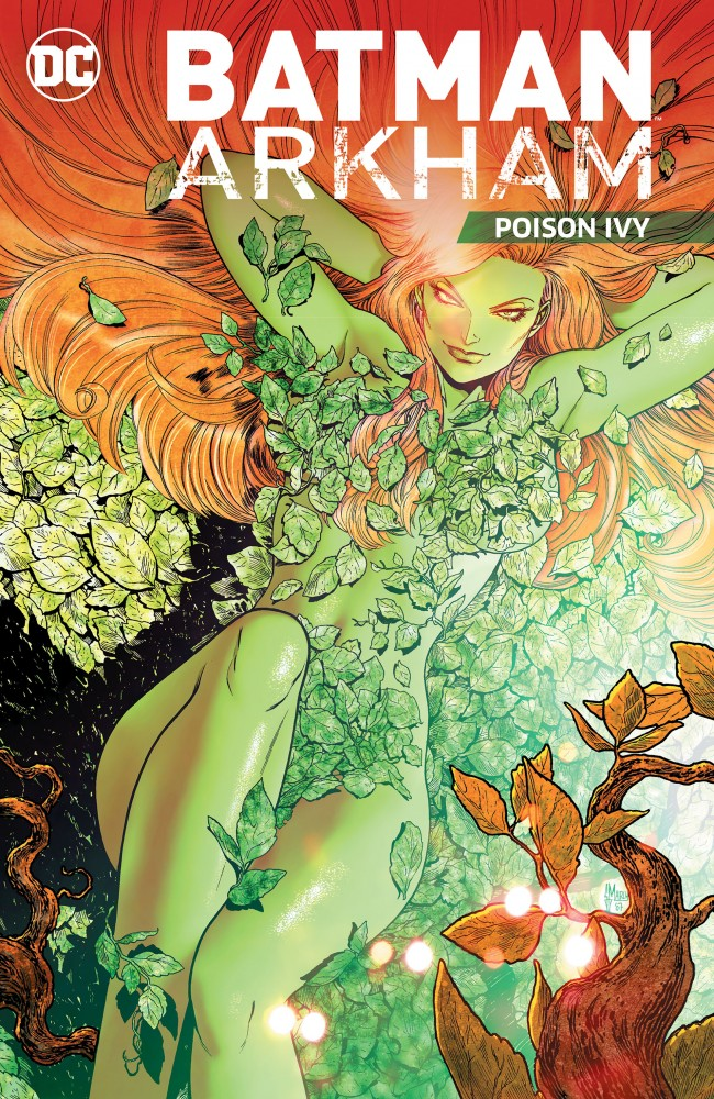 Batman - Arkham - Poison Ivy #1