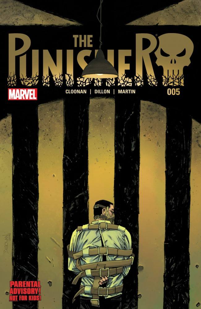 The Punisher #5