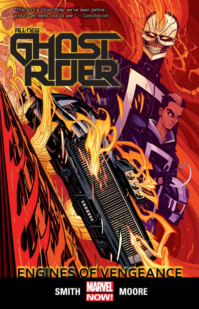 All-New Ghost Rider #1 - Engines of Vengeance, Part 1