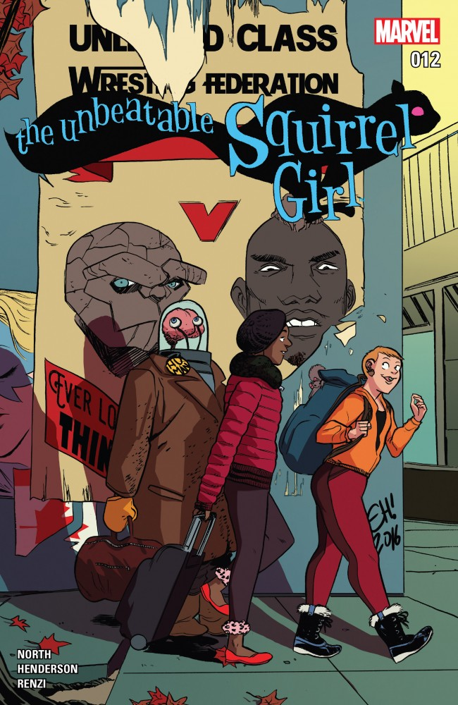 The Unbeatable Squirrel Girl Vol.2 #12