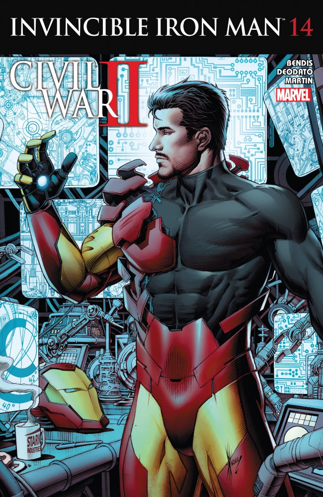 Invincible Iron Man #14