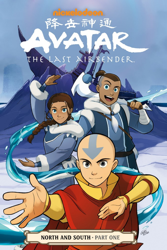 Avatar - The Last Airbender - North and South Part 1