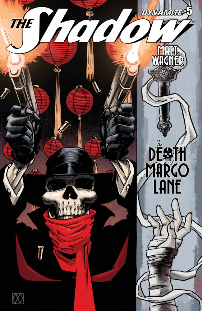 The Shadow – The Death of Margot Lane #5