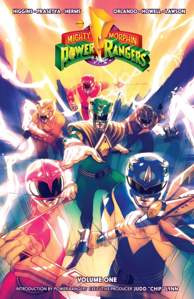 Mighty Morphin Power Rangers Vol.1