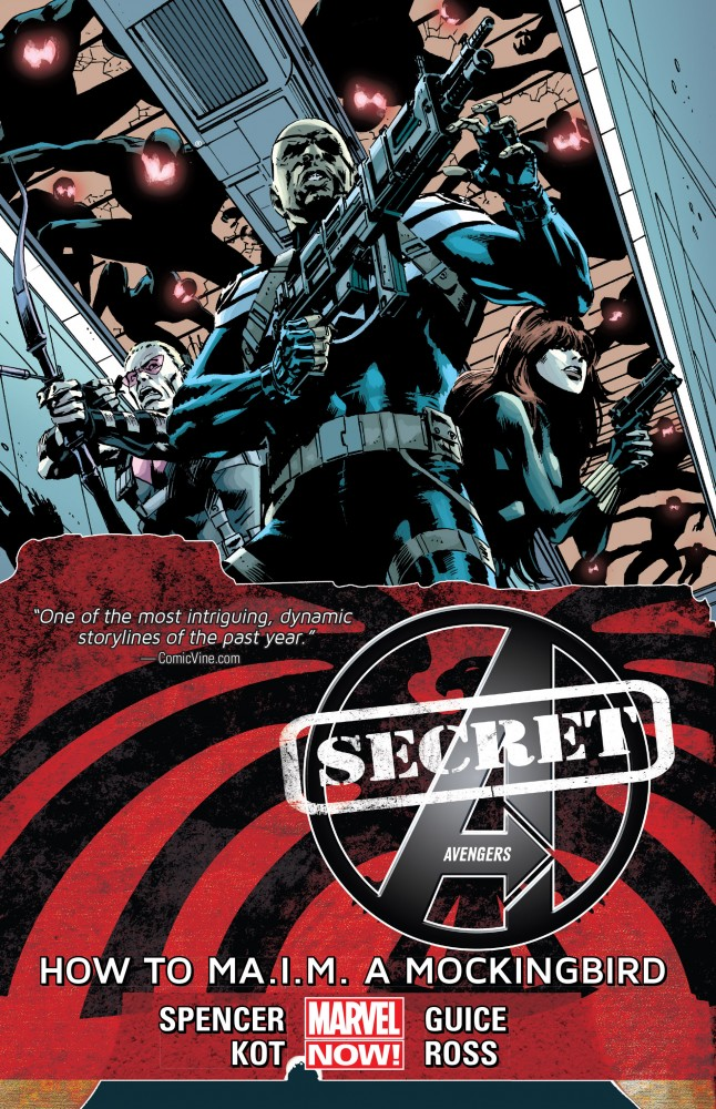 Secret Avengers Vol.3 - How To Maim A Mockingbird