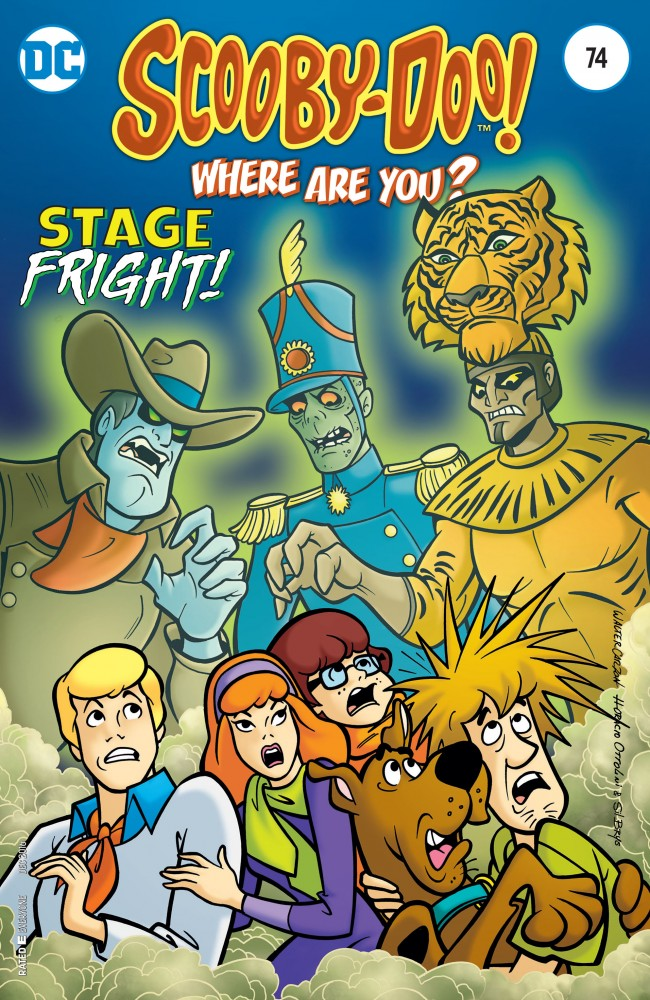 Scooby-Doo Where Are You #74