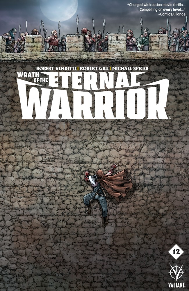 Wrath of the Eternal Warrior #12