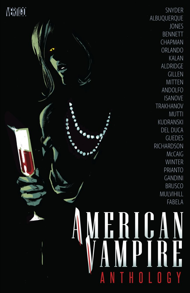 American Vampire - Anthology #2