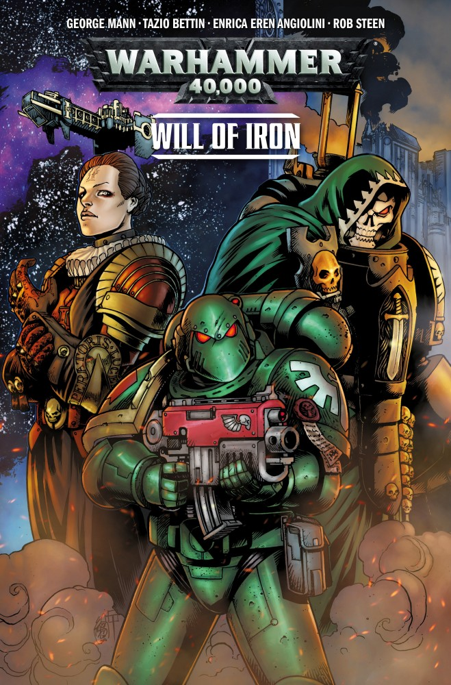 Warhammer 40.000 - Will of Iron #1