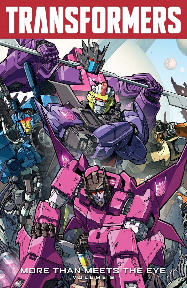 The Transformers - More Than Meets the Eye Vol.9