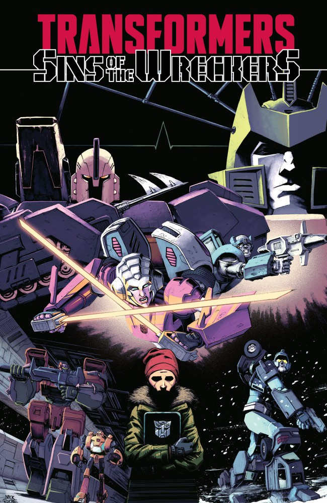 The Transformers - Sins of the Wreckers #1