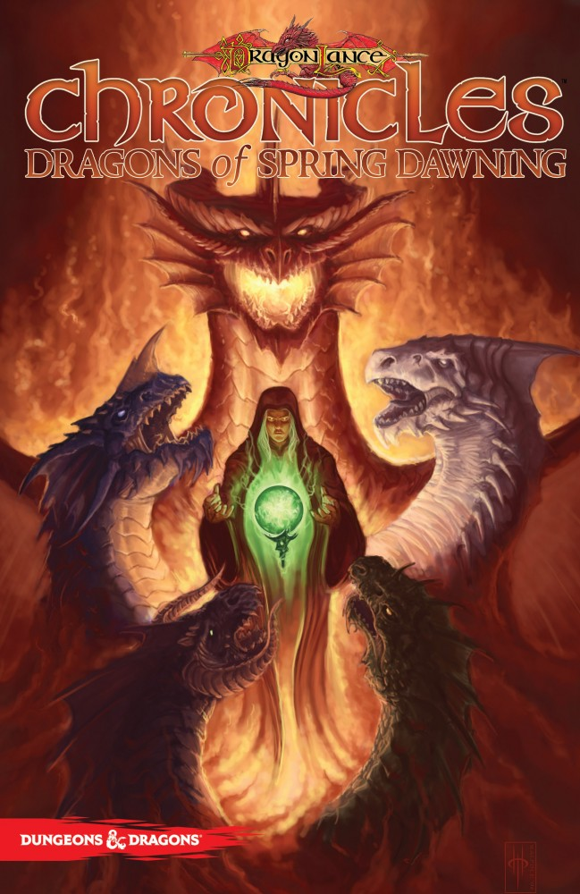 Dragonlance Chronicles Vol.3 - Dragons of Spring Dawning