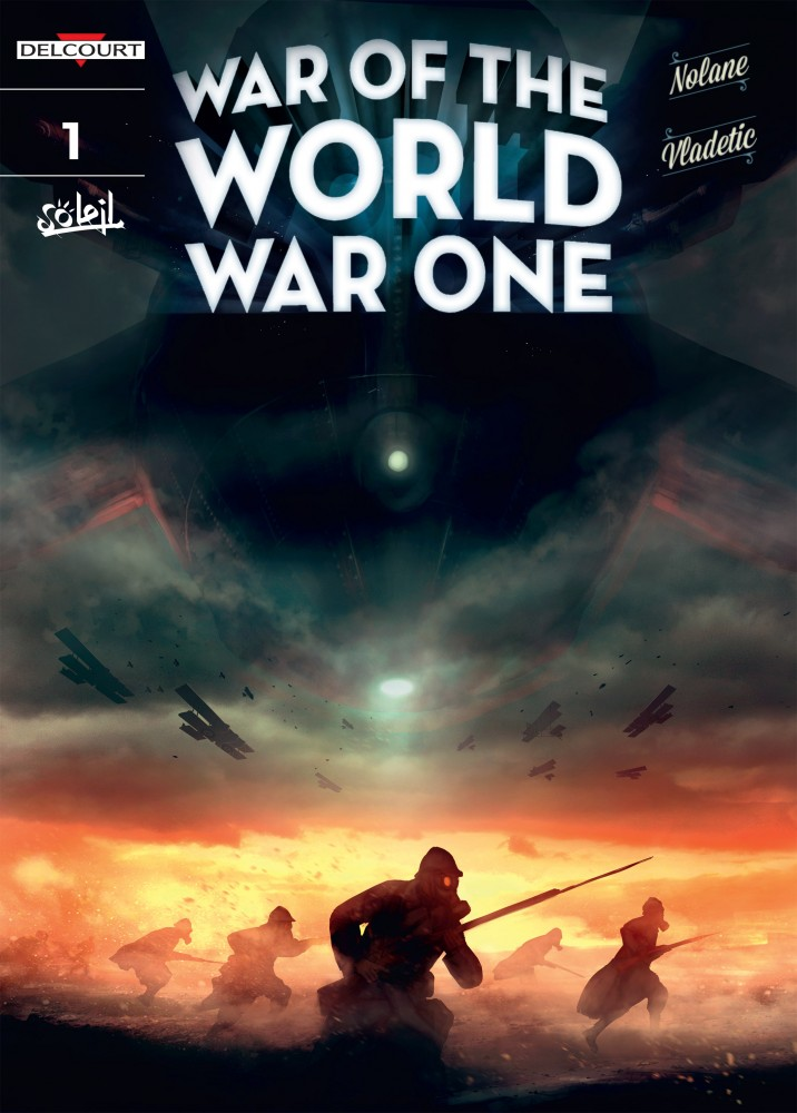 War of the World War One Vol.1 - The Thing Below the Trenches