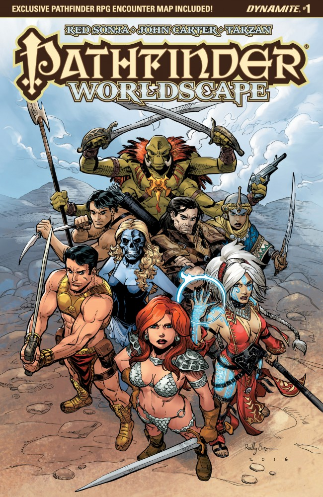 Pathfinder - Worldscape #1