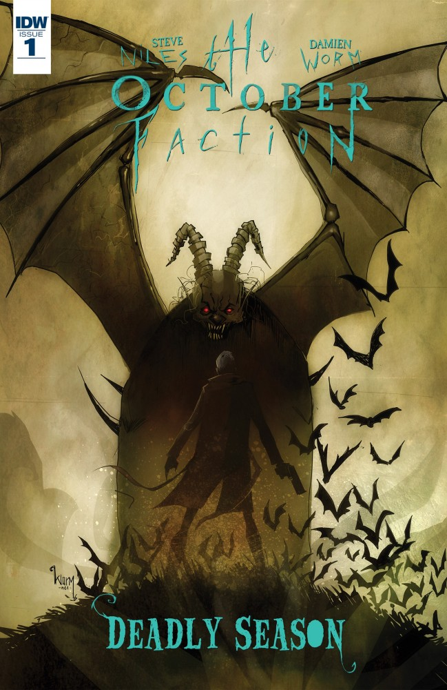 The October Faction - Deadly Season #1