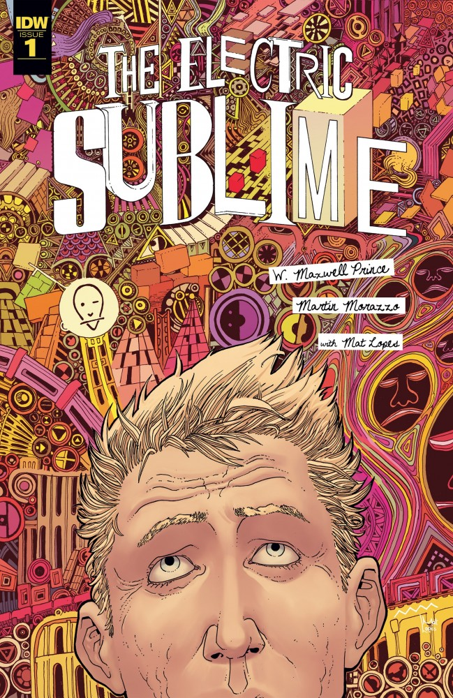 The Electric Sublime #1