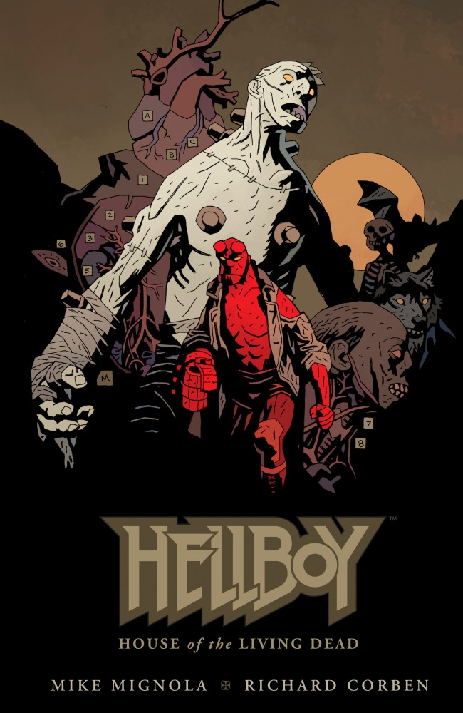 Hellboy - House of the Living Dead #1