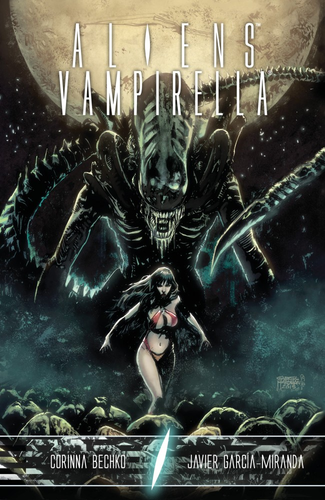 Vampirella - Aliens Vol.1