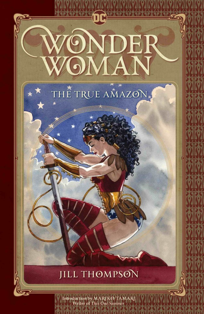 Wonder Woman - The True Amazon #1