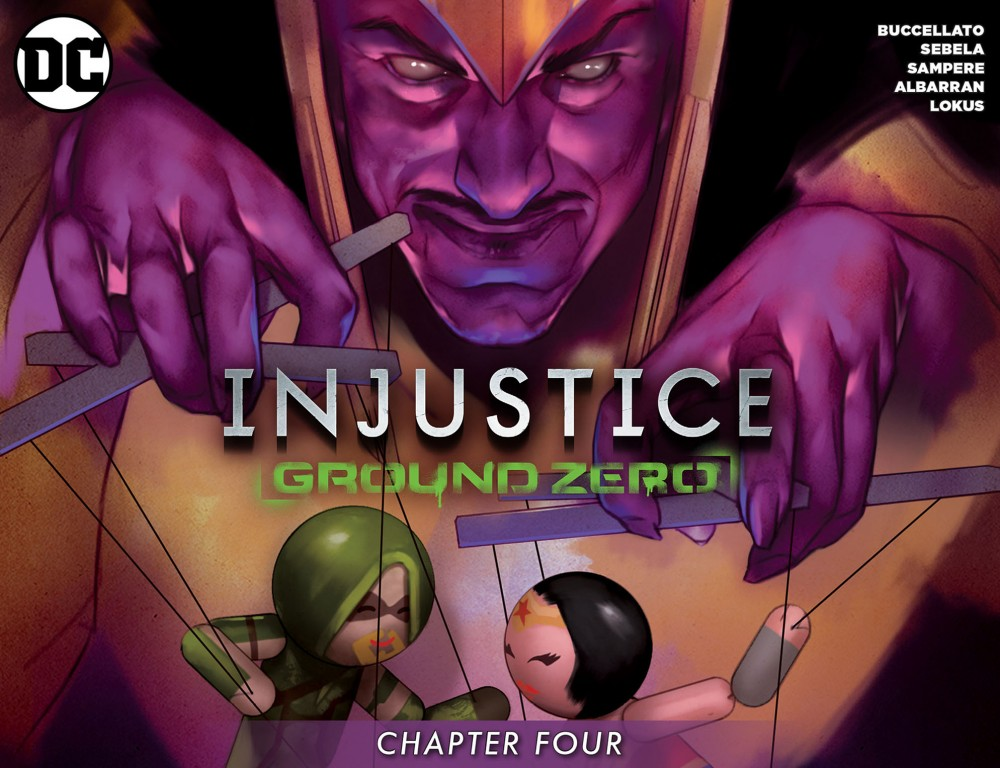 Injustice - Ground Zero #4