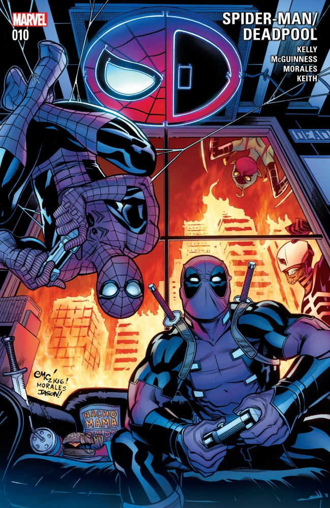 Spider-Man - Deadpool #10