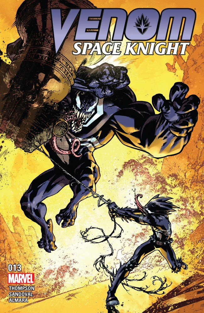 Venom - Space Knight #13