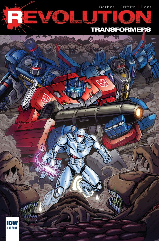 The Transformers - Revolution #1