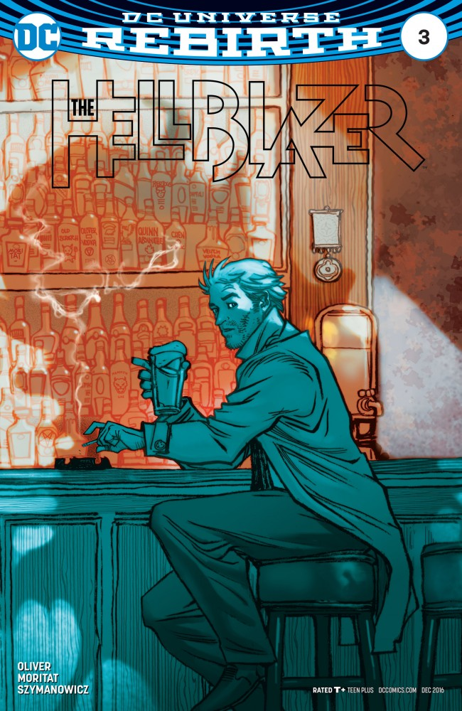 The Hellblazer #3